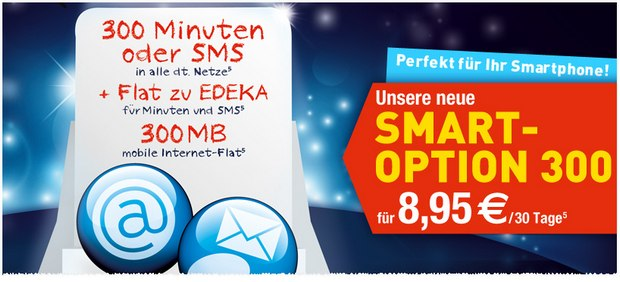 EDEKA mobil Smart-Option 300
