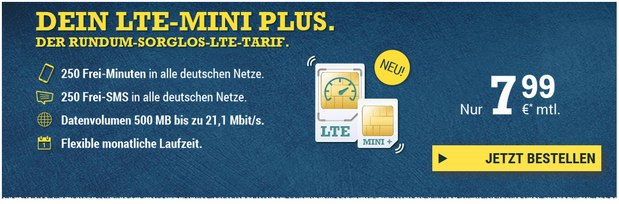 McSIM LTE Mini Plus