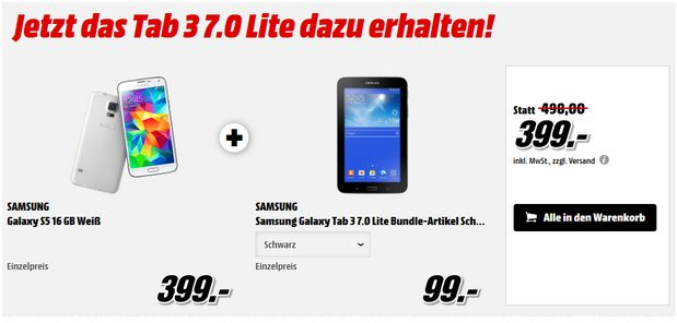 Media Markt Smartphone-Aktion