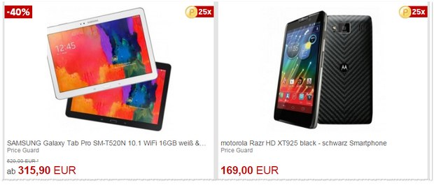 Rakuten Super Sale am 16.4.2015