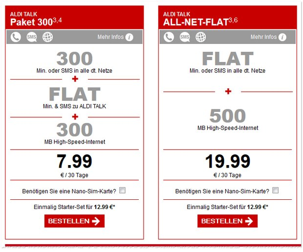 ALDI All-Net-Flat