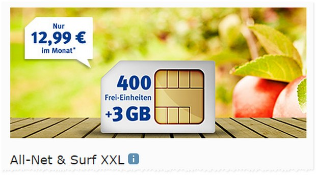WEB.DE All-Net & Surf XXL