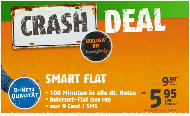 Handyflash Crash-Deal