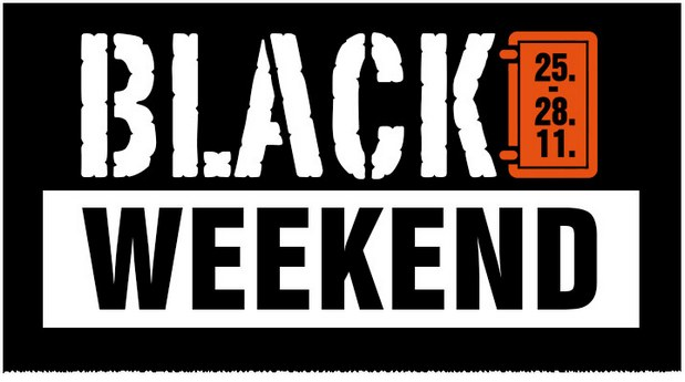 Cyberport Black Weekend 2016