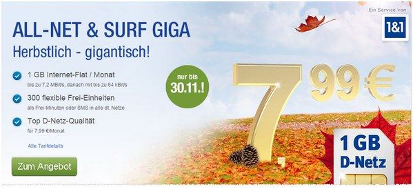 GMX All-Net & Surf Giga