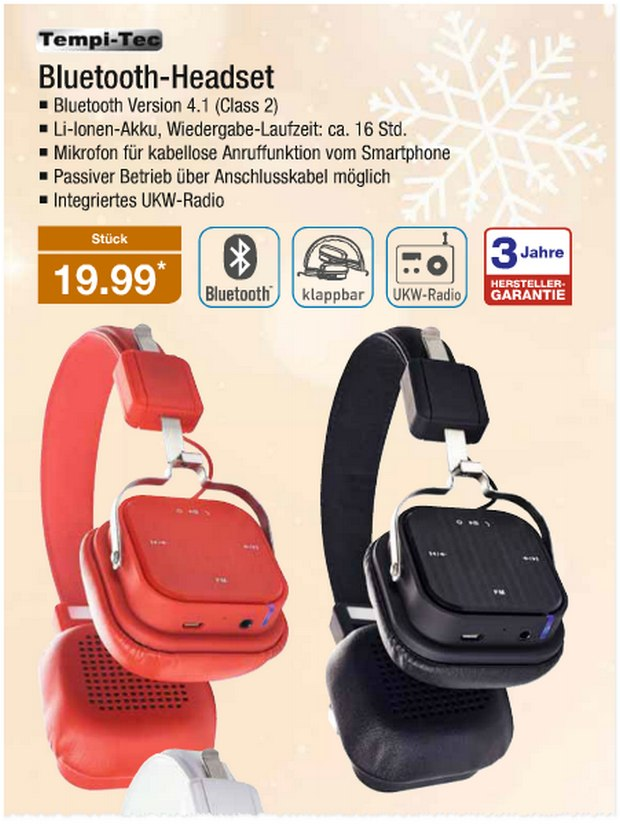 bluetooth headset als aldi nord angebot. Black Bedroom Furniture Sets. Home Design Ideas