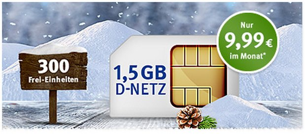 WEB.DE Handytarif All-Net 300 Plus