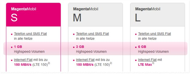 telekom magenta mobil tarife 2018 im test ifa news update. Black Bedroom Furniture Sets. Home Design Ideas