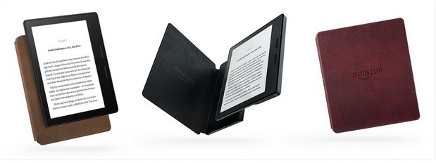 Amazon: Kindle Oasis in 3 Farben