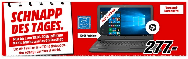laptop deal des tages