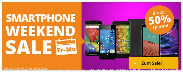 Medion Smartphone Weekend Sale