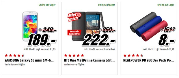 Media Markt Aktion zum Super Bowl bis 6.2.2017 mit Super Deals