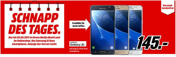 Samsung Galaxy J5 Duos Media Markt 2962017 156