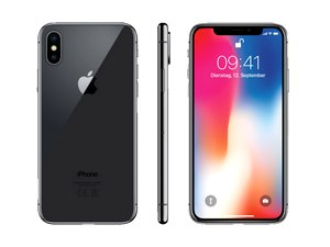iPhone X Deal mit Vertrag Vodafone green LTE 10 GB
