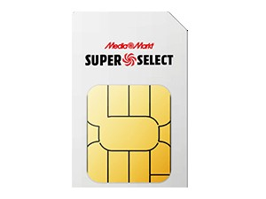 MediaMarkt Super Select XL mit Handy