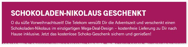 Telekom Mega Deal Ab 5122018 All In One Ladekabel Gratis