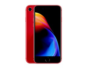 o2 mit iPhone 8 in der Product RED Edition