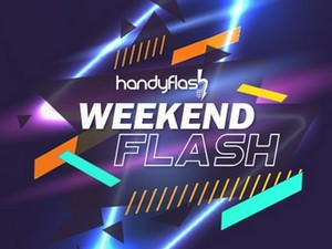 Handyflash Weekend Flash