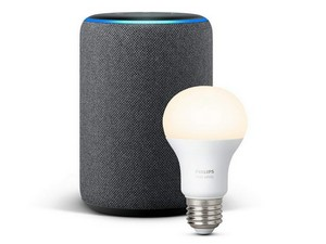 Echo Plus + Philips Hue Lampe