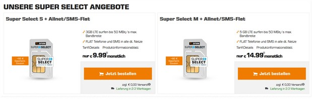 Saturn Super Select Angebote