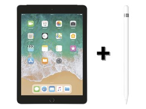 iPad 2018 + Pencil + Vodafone Internet-Flat 5000 (md)