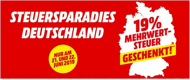 Media Markt Aktion Steuersparadies