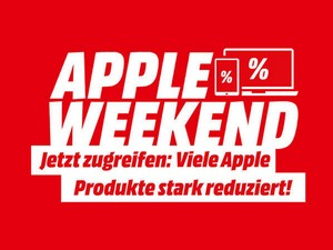 Media Markt Apple Weekend