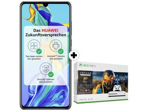 Huawei P30 mit Xbox Anthem Bundle
