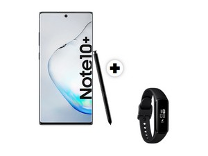 Galaxy Note 10 Plus + Galaxy Fit e