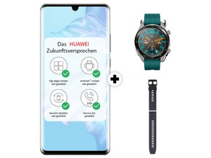 Huawei P30 Pro + Watch GT Active