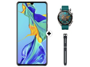 Huawei P30 mit Watch GT Active