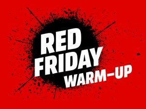 Red Friday Warm-up 2019