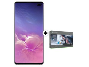 Samsung Galaxy S10 Plus + Xbox One X (Star Wars, Jedi: Fallen Order)