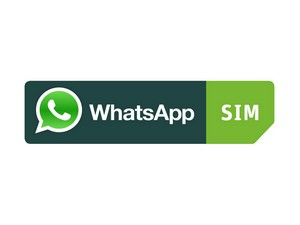 WhatsApp SIM WhatsAll 1000 Option