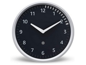 Echo Wall Clock