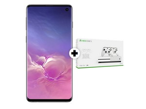 Samsung Galaxy S10 + Xbox One S + 2. Controller