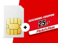 Vodafone green LTE 18 GB + 25 € Coupon