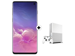 Galaxy S10 mit Xbox One S (B-Ware)