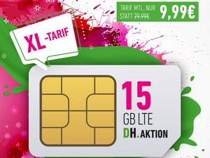 Telekom green Data XL (DEINHANDY Aktion)