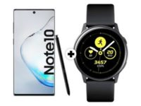 Galaxy Note 10 + Watch Active