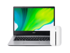 Acer Notebook + Mobile Router