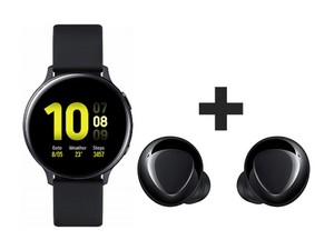 Samsung Galaxy Watch Active2 + Galaxy Buds+